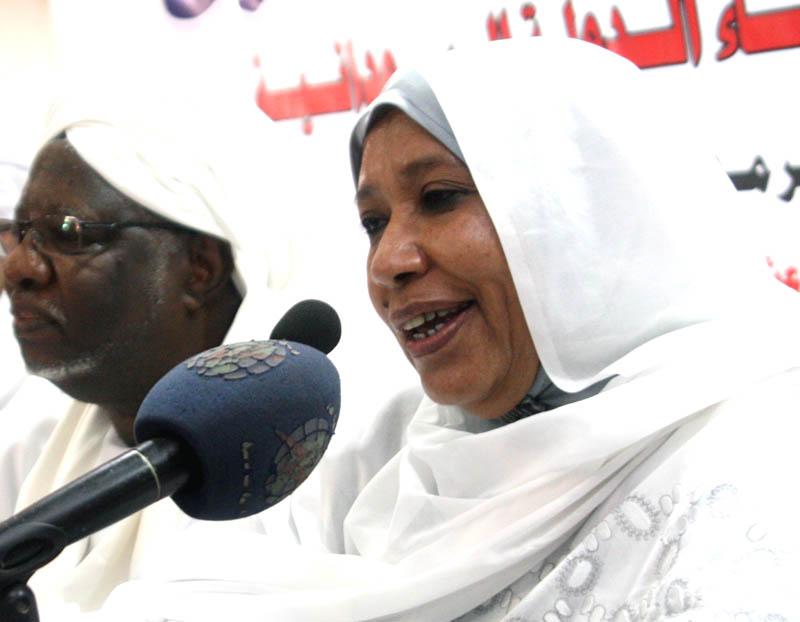 الاتحاد العام للمرأة السودانية يطالب بتوقيع أقسي العقوبات علي مرتكبي الجرائم غير الانسانية بمعسكر السلام