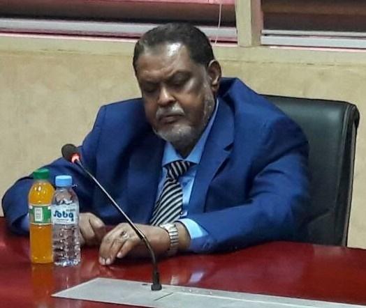 Mohamed Osman al-Rekabi