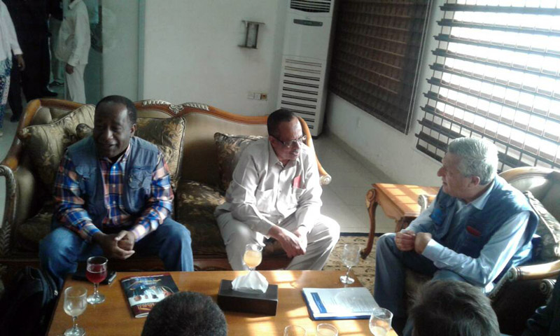 UN High Commissioner concludes visit to Sudan
