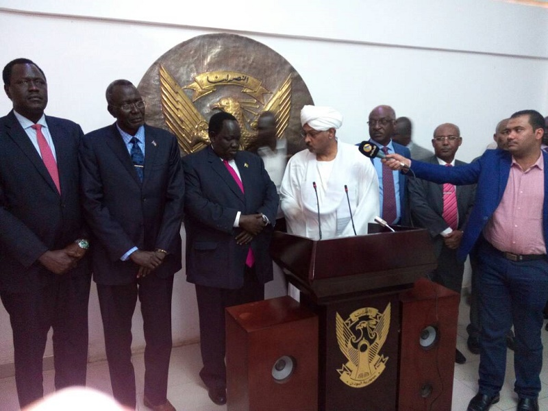 Sudan-South Sudan Joint economic talks start