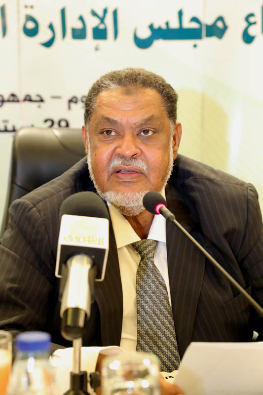 Minister of Finance affirms Sudan's readiness to fulfil all technical requirements to expedite debt relief procedures' completion